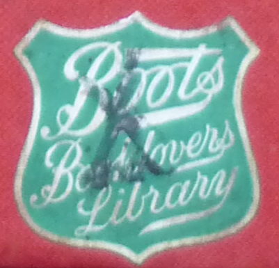Boots Borrowers LIbrary Sticker Montana Nemesis