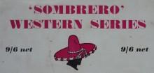 Sombrero logo hardback rear